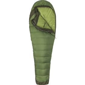 Marmot Trestles Elite Eco 30 Sleeping Bag Regular Women wheatgrass/crocodile